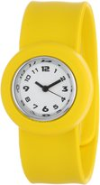 Slide Kids' SL3P-JRYUW Slap 3PAQ Junior Yellow, Blue and Watch