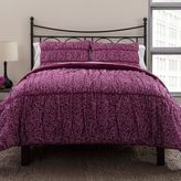 Republic Wild Field Berry Duvet Cover Set