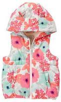 Gymboree Floral Vest
