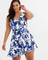 Cooper St CS CURVY Urban Sea Mini Dress