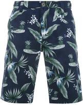 Eleventy floral print shorts - men - Cotton - 33