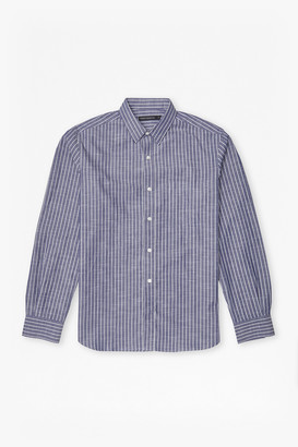 French Connection Striped Cotton Shirt