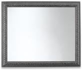 Dark Roccoco Framed Wall Mirror