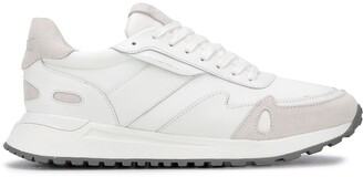 Michael Kors Miles panelled low-top sneakers