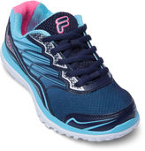 Fila Countdown 3 Girls Running Shoes - Little Kids/Big Kids