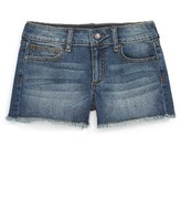 Joe's Jeans Girl's Easy Frayed Denim Shorts
