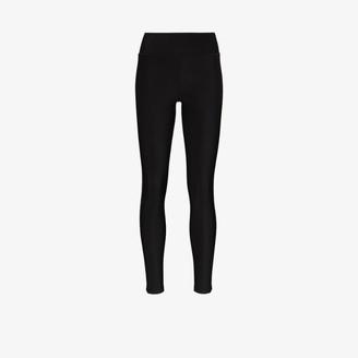 Sweaty Betty Womens Black Thermodynamic Running Leggings