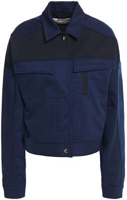 Acne Studios Two-tone Gabardine Jacket
