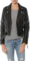 BLK DNM Moto Leather Jacket 1