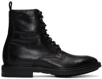 Paul Smith Black Arno Boots