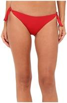 La Perla Dunes Side-Tie Bikini Bottom Women's Swimwear