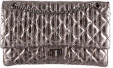 Chanel Rayures Reissue 226 Double Flap Bag