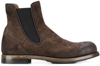 Silvano Sassetti Elasticated Side Panel Boots