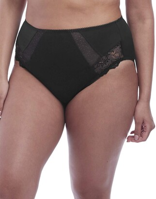 Elomi Women's Plus Size Meredith High Leg Brief