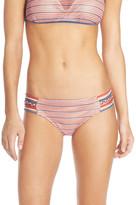 Luli Fama Strappy Sides Bikini Bottoms