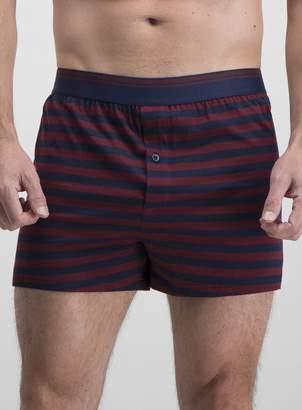 Tu Multicoloured Stripe Jersey Boxers 3 Pack