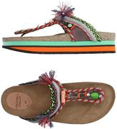 Maliparmi Thong sandals
