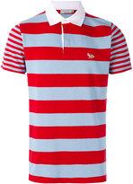 MAISON KITSUNÉ Libre polo shirt