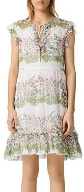 Maje Reinette Dress