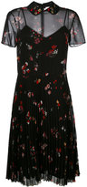 RED Valentino floral print dress - women - Polyester - 36