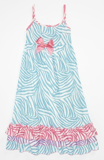 Laura Dare Strappy Nightgown (Little Girls & Big Girls)