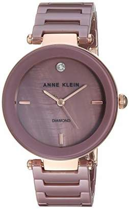 Anne Klein Dress Watch (Model: AK/1018RGMV)