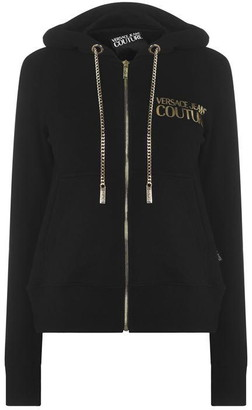 Versace Jeans Couture Chain Zip Hoodie