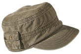 Mossimo Women's Conductor Hat with Pocket - Olive