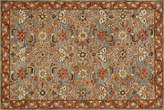 Loloi VITRVK-10SLTC2676 Rugs Victoria Collection Slate/Terracotta Traditional Area Rug
