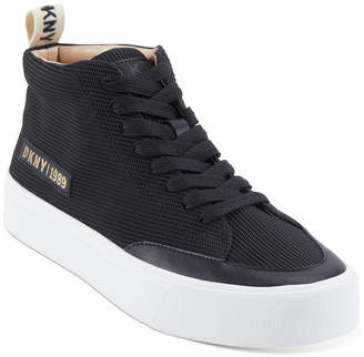 DKNY Rivka High-Top Sneakers