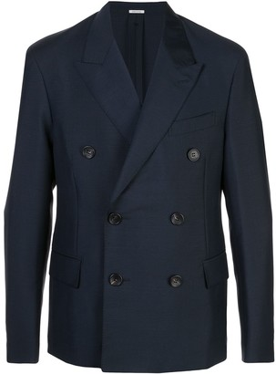 Lanvin Double-Breasted Blazer