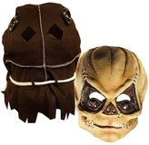 Rubie's Costume Co Rubie's Costume Deluxe Trick R' Treat Mask Burlap Sack