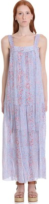 See by Chloe Dress In Multicolor Cotton