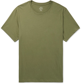 J.Crew Essential Cotton-Jersey T-Shirt