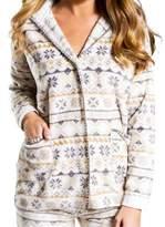 PJ Salvage Fair Isle Pajama Top