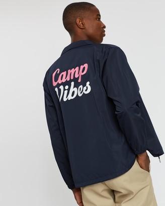 Poler Camp Vibes Coach Jacket