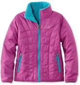L.L. Bean L.L.Bean Girls Mountain Bound Reversible Jacket