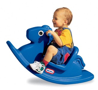Little Tikes Rocking Horse - Primary Blue