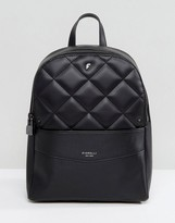 Fiorelli Trenton Quilted Backpack in Black