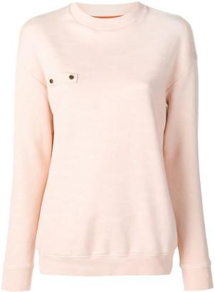 Mr & Mrs Italy crew neck sweatshirt