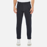 Carven Cropped Trousers Marine