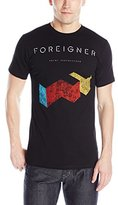 Goodie Two Sleeves Men's Foreigner Agent Provocateur T-Shirt