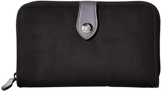Vera Bradley Midtown RFID Snaptab Wallet