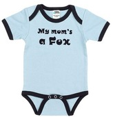 "Urban Smalls Infants' Bodysuit- ""My Mom's a Fox"""