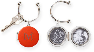 Mark And Graham Keepsake Locket Keychain