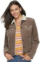 Sonoma Goods For Life Women's SONOMA Goods for Life Sherpa Jacket