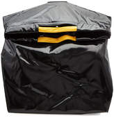 Maison Margiela Oversized Patent Backpack with Leather