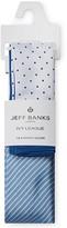Jeff Banks Ivy League Tie & Pocket Square Packs
