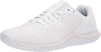 Mizuno Women's TF-02 Training Shoe White