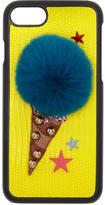 Dolce & Gabbana Yellow Gelato iPhone 7 Case